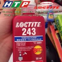 Thông tin kỹ thuật keo loctite 243