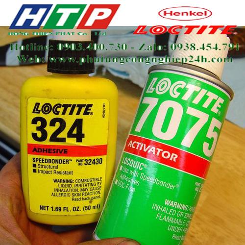 Thông tin kỹ thuật keo loctite 324