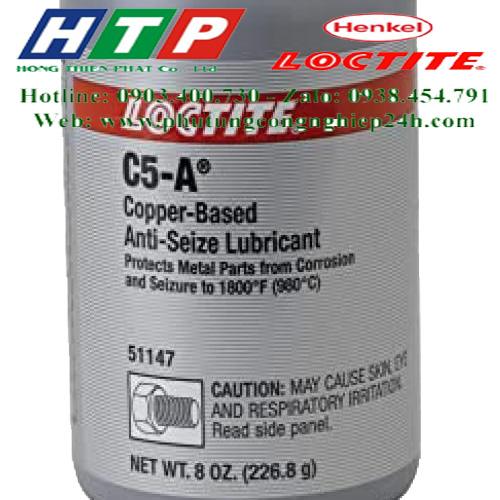 Thông tin kỹ thuật keo loctite C5-A